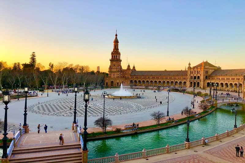 ferienreisen europa spanien