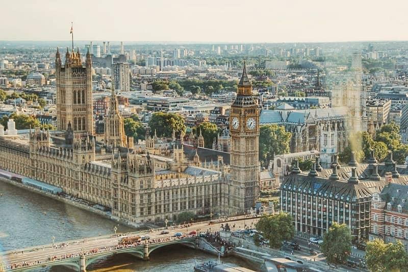 ferienreisen großbritannien london